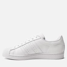 Кроссовки adidas Originals Superstar White/White/White фото- 5