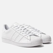 Кроссовки adidas Originals Superstar White/White/White фото- 0