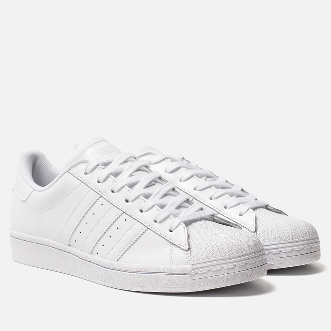 Кроссовки adidas Originals Superstar White/White/White