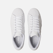 Кроссовки adidas Originals Superstar White/White/White фото- 1