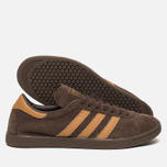 Кроссовки adidas Originals Tobacco Brown/Mesa/Gum фото- 2