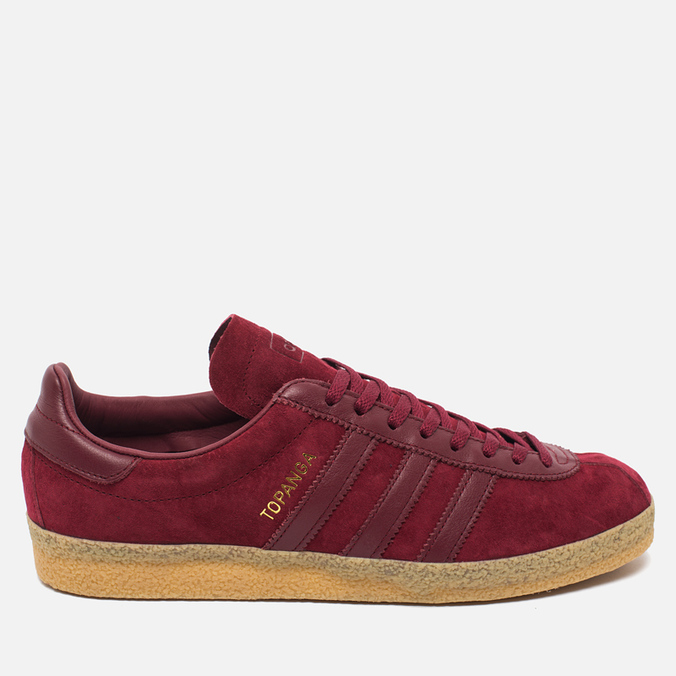 Мужские кроссовки adidas Originals Topanga Collegiate Burgundy/Gum
