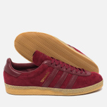 Мужские кроссовки adidas Originals Topanga Collegiate Burgundy/Gum фото- 2