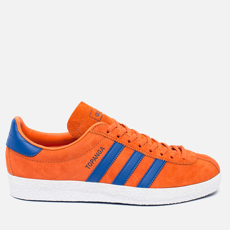 Кроссовки adidas Originals Topanga Craft Orange/Collegiate Royal/White
