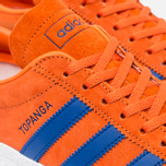 Кроссовки adidas Originals Topanga Craft Orange/Collegiate Royal/White фото- 3