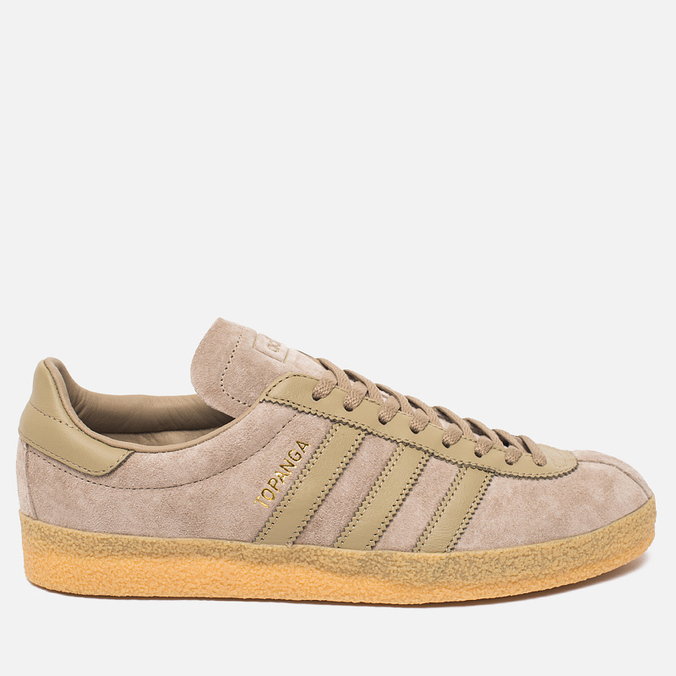 Кроссовки adidas Originals Topanga Hemp/Gum
