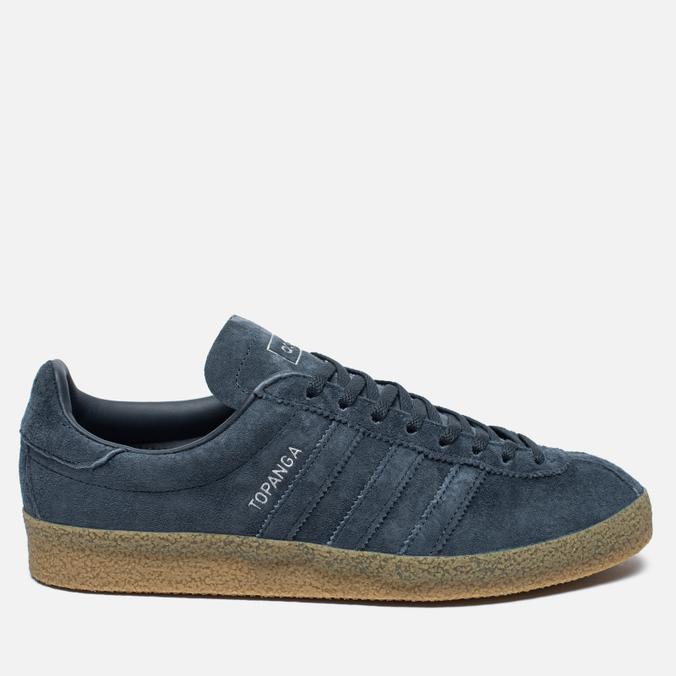 adidas Originals Topanga Utility Sneakers Blue/Gum