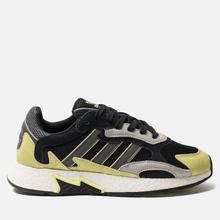 Кроссовки adidas Originals Tresc Run Core Black/Grey/Semi Frozen Yellow фото- 3
