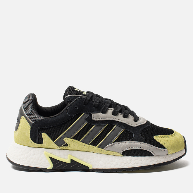 Кроссовки adidas Originals Tresc Run Core Black/Grey/Semi Frozen Yellow