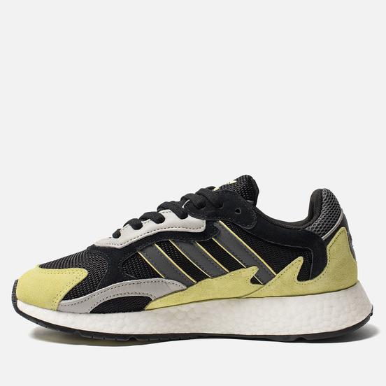 Кроссовки adidas Originals Tresc Run Core Black/Grey/Semi Frozen Yellow