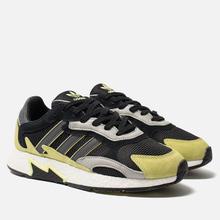 Кроссовки adidas Originals Tresc Run Core Black/Grey/Semi Frozen Yellow фото- 0