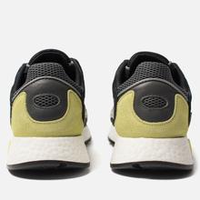 Кроссовки adidas Originals Tresc Run Core Black/Grey/Semi Frozen Yellow фото- 2