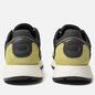 Кроссовки adidas Originals Tresc Run Core Black/Grey/Semi Frozen Yellow фото - 2