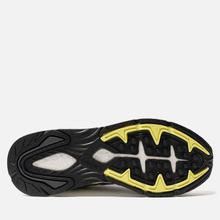 Кроссовки adidas Originals Tresc Run Core Black/Grey/Semi Frozen Yellow фото- 4