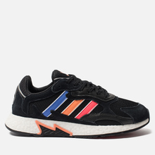 Кроссовки adidas Originals Tresc Run Core Black/Shock Red/Easy Orange фото- 5