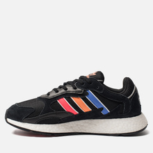 Кроссовки adidas Originals Tresc Run Core Black/Shock Red/Easy Orange фото- 3