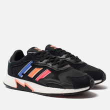 Кроссовки adidas Originals Tresc Run Core Black/Shock Red/Easy Orange фото- 0