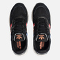 Кроссовки adidas Originals Tresc Run Core Black/Shock Red/Easy Orange фото - 1