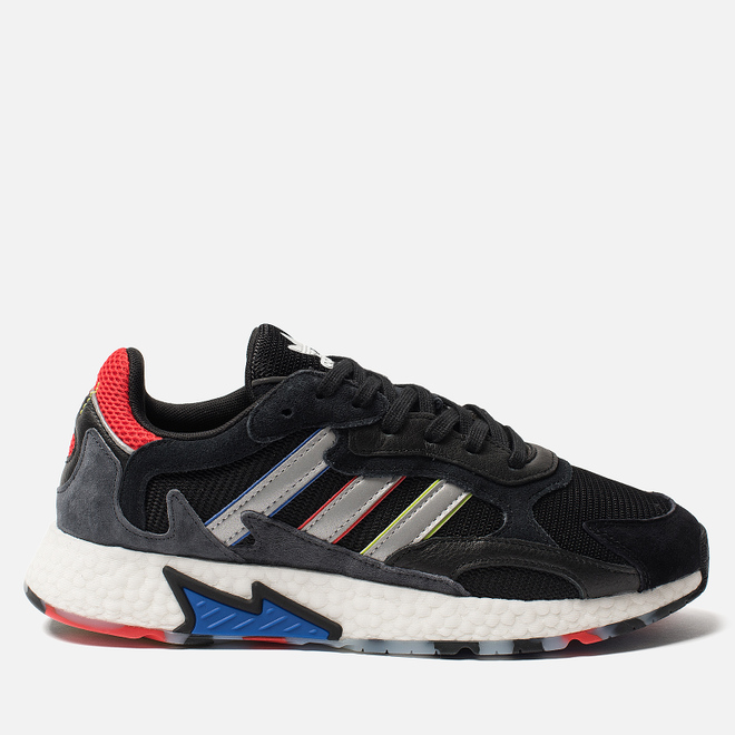 Кроссовки adidas Originals Tresc Run Core Black/Silver Metallic/White