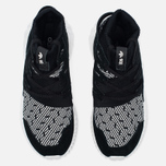Кроссовки adidas Originals Tubular Doom Primeknit Core Black/White фото- 4