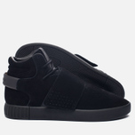 Кроссовки adidas Originals Tubular Invader Strap Core Black/Core Black/Running White фото- 1