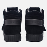 Кроссовки adidas Originals Tubular Invader Strap Core Black/Core Black/Running White фото- 3