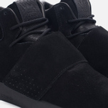 Кроссовки adidas Originals Tubular Invader Strap Core Black/Core Black/Running White фото- 5