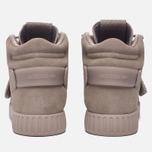 Кроссовки adidas Originals Tubular Invader Strap Vapour Grey/Vapour Grey/Running White фото- 3