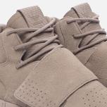 Кроссовки adidas Originals Tubular Invader Strap Vapour Grey/Vapour Grey/Running White фото- 5