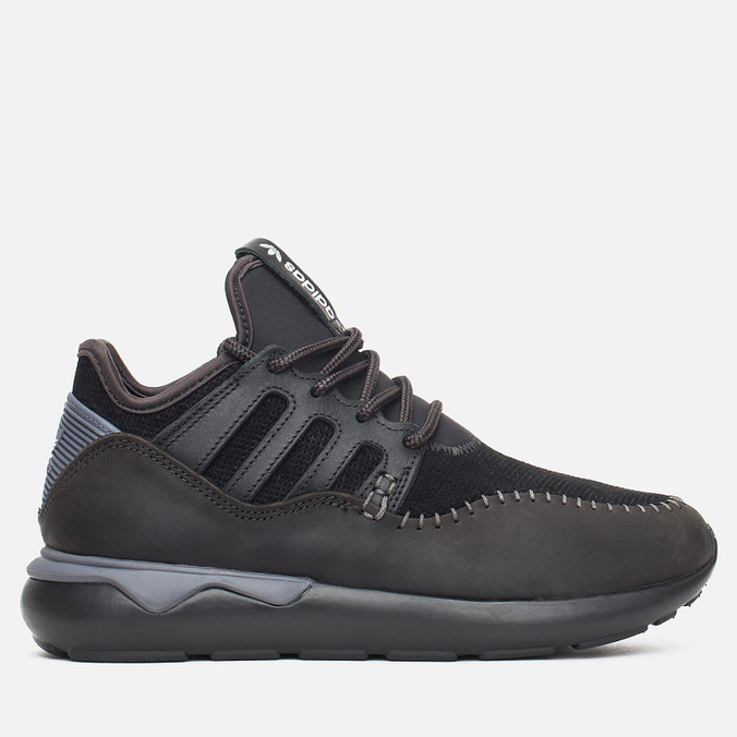 adidas Originals Tubular Moc Runner Core Sneakers Black/Night Brown