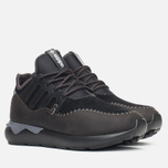adidas Originals Tubular Moc Runner Core Sneakers Black/Night Brown photo- 1