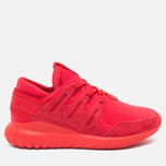 Мужские кроссовки adidas Originals Tubular Nova Triple Red фото- 0
