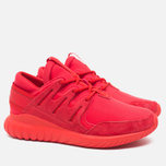 Мужские кроссовки adidas Originals Tubular Nova Triple Red фото- 1