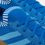 Кроссовки adidas Originals Very Spezial Primeknit Blue/Light Blue/White фото- 5