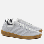 Кроссовки adidas Originals Very Spezial Primeknit Clear Onix/Grey/White фото- 1
