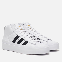 Кроссовки adidas Originals x 424 Pro Model White/White/Black