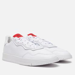 Кроссовки adidas Originals x 424 Supercourt Premiere White/White/White