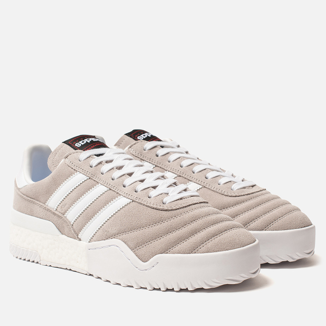 Кроссовки adidas Originals x Alexander Wang Bball Soccer Clear Granite/Clear Granite/Core White
