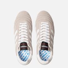 Кроссовки adidas Originals x Alexander Wang Bball Soccer Clear Granite/Clear Granite/Core White фото- 1