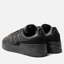 Кроссовки adidas Originals x Alexander Wang Bball Soccer Core Black/Core Black/Core Black фото- 2