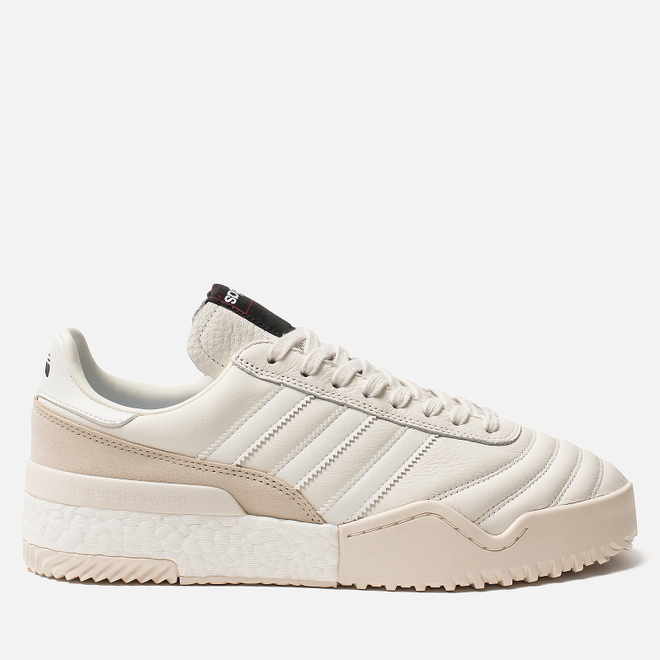 Кроссовки adidas Originals x Alexander Wang Bball Soccer Core White/Core White/ Clear Brown