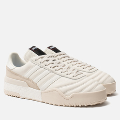Кроссовки adidas Originals x Alexander Wang Bball Soccer Core White/Core White/Clear Brown