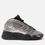 Кроссовки adidas Originals x Alexander Wang Futureshell Platinum Metallic/Platinum Metallic/Core Black фото- 0