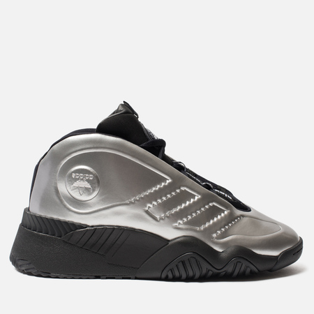 Кроссовки adidas Originals x Alexander Wang Futureshell Platinum Metallic/Platinum Metallic/Core Black
