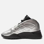 Кроссовки adidas Originals x Alexander Wang Futureshell Platinum Metallic/Platinum Metallic/Core Black фото- 1