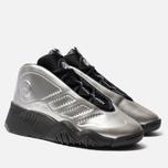 Кроссовки adidas Originals x Alexander Wang Futureshell Platinum Metallic/Platinum Metallic/Core Black фото- 2