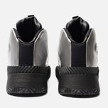 Кроссовки adidas Originals x Alexander Wang Futureshell Platinum Metallic/Platinum Metallic/Core Black фото- 3