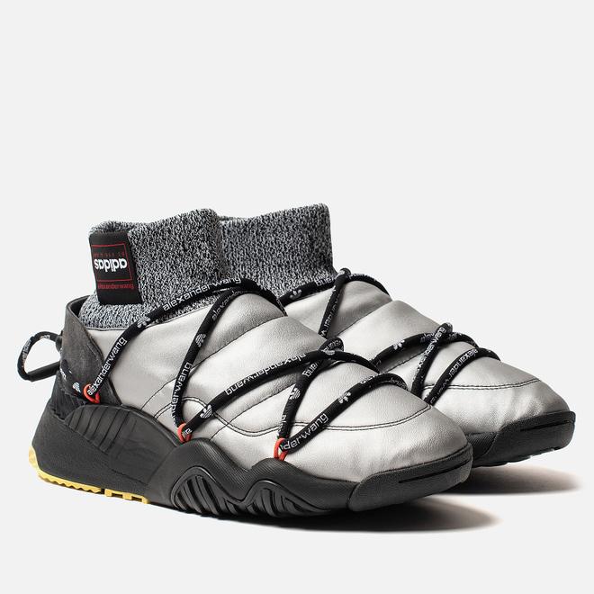 Кроссовки adidas Originals x Alexander Wang Puff Trainer Matte Silver/Matte Silver/Core Black