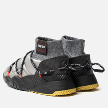 Кроссовки adidas Originals x Alexander Wang Puff Trainer Matte Silver/Matte Silver/Core Black фото- 2