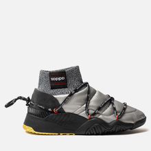 Кроссовки adidas Originals x Alexander Wang Puff Trainer Matte Silver/Matte Silver/Core Black фото- 3